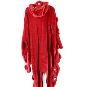 Other - 🎃🐙JOIN YR KIDS😂RED OCTOPUS COSTUME NWOT L / OS